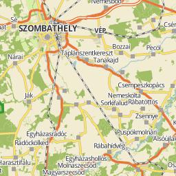magyarország térkép zalaegerszeg Utcakereso.hu Zalaegerszeg térkép magyarország térkép zalaegerszeg