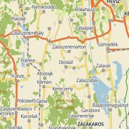 kaposvár térkép Utcakereso.hu Kaposvár térkép