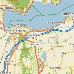 keszthely térkép Utcakereso.hu Keszthely térkép keszthely térkép