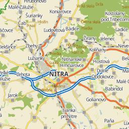 esztergom térkép utcakereső Utcakereso.hu Esztergom térkép