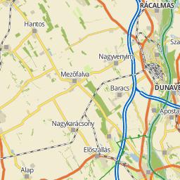 dunaújváros térkép Utcakereso.hu Dunaújváros térkép dunaújváros térkép