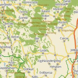 monor térkép Utcakereso.hu Monor térkép