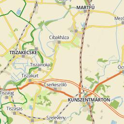 kecskemét vasútállomás térkép Utcakereso.hu Kecskemét térkép kecskemét vasútállomás térkép