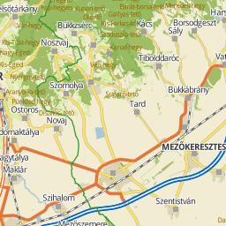 eger térkép buszmegállók Utcakereso.hu Eger térkép eger térkép buszmegállók