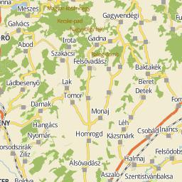 miskolci térkép Utcakereso.hu Miskolc térkép