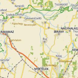 nyíregyháza térkép Utcakereso.hu Nyíregyháza térkép nyíregyháza térkép