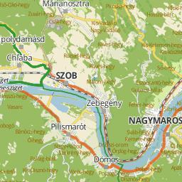 kismaros térkép Utcakereso.hu Zebegény   Malom utca térkép kismaros térkép
