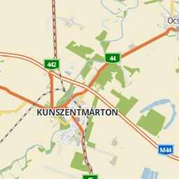 kunszentmárton térkép Utcakereso.hu Öcsöd   Arany János sor térkép kunszentmárton térkép