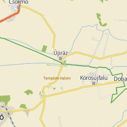 vésztő térkép Utcakereso.hu Vésztő   Vörösmarty utca térkép vésztő térkép