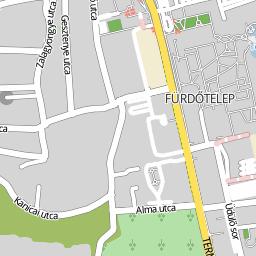zalakaros térkép Utcakereso.hu Zalakaros térkép