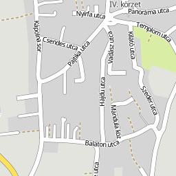 cserszegtomaj térkép Utcakereso.hu Cserszegtomaj térkép cserszegtomaj térkép