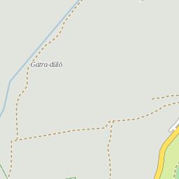 kisapáti térkép Utcakereso.hu Kisapáti térkép