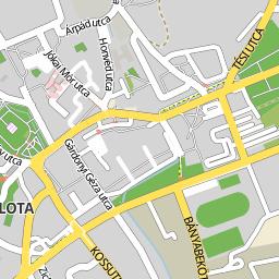várpalota térkép Utcakereso.hu Várpalota térkép várpalota térkép