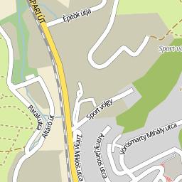 komló térkép utcakereső Utcakereso.hu Komló térkép