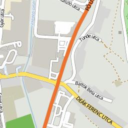 bonyhád térkép Utcakereso.hu Bonyhád térkép bonyhád térkép