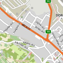 dorog térkép Utcakereso.hu Dorog térkép dorog térkép