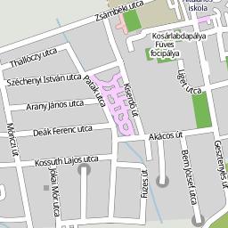 herceghalom térkép Utcakereso.hu Herceghalom térkép herceghalom térkép