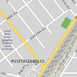pusztaszabolcs térkép Utcakereso.hu Pusztaszabolcs térkép pusztaszabolcs térkép