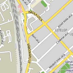 százhalombatta térkép Utcakereso.hu Százhalombatta térkép