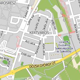 dunaújváros térkép Utcakereso.hu Dunaújváros térkép
