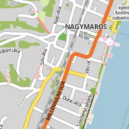 nagymaros térkép Utcakereso.hu Nagymaros térkép nagymaros térkép