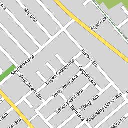 szigethalom térkép utcakereső Utcakereso.hu Szigethalom térkép