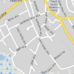 szabadszállás térkép Utcakereso.hu Szabadszállás térkép szabadszállás térkép