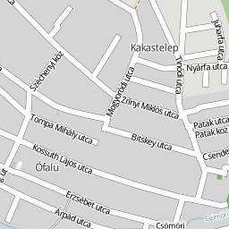 kistarcsa térkép Utcakereso.hu Kistarcsa térkép kistarcsa térkép