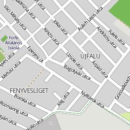 nagytarcsa térkép Utcakereso.hu Kistarcsa térkép nagytarcsa térkép