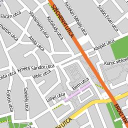 kiskunhalas térkép Utcakereso.hu Kiskunhalas térkép