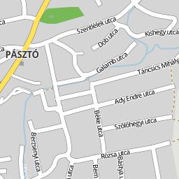 pásztó térkép Utcakereso.hu Pásztó térkép pásztó térkép