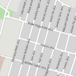 csongrád térkép utcakereső Utcakereso.hu Csongrád térkép