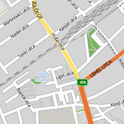 orosháza térkép Utcakereso.hu Orosháza térkép