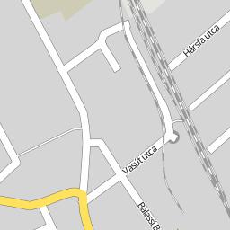 jánossomorja térkép Utcakereso.hu Mosonszolnok   Rákóczi utca térkép jánossomorja térkép