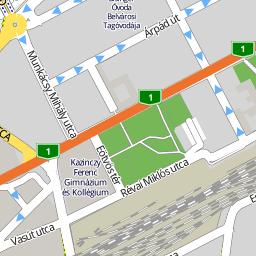 érd bem tér térkép Utcakereso.hu Győr, eladó és kiadó lakások,házak   Bem tér térkép érd bem tér térkép