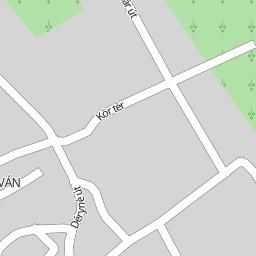 győrszentiván térkép Utcakereso.hu Győr   Ezerjó út térkép győrszentiván térkép