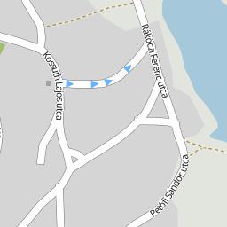 egerág térkép Utcakereso.hu Egerág   Petőfi Sándor utca térkép