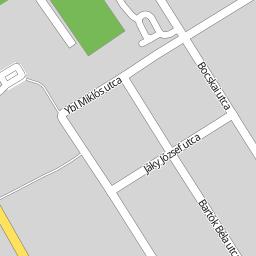 polgárdi térkép Utcakereso.hu Polgárdi   Béke utca térkép polgárdi térkép