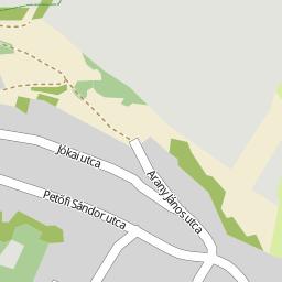 mogyorósbánya térkép Utcakereso.hu Mogyorósbánya   Szőlősor utca térkép