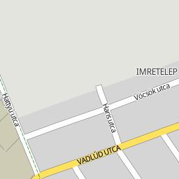 érd újtelep térkép Utcakereso.hu Érd, eladó és kiadó lakások,házak   Újtelep térkép érd újtelep térkép
