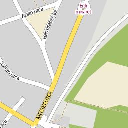 érd ófalu térkép Utcakereso.hu Érd   Szent Mihály tér térkép érd ófalu térkép