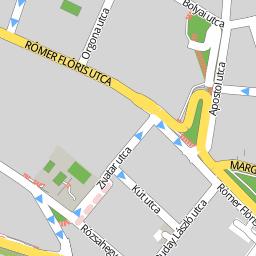 érd bem tér térkép Utcakereso.hu Budapest   Bem József tér térkép érd bem tér térkép