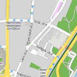 budapest bécsi út térkép Utcakereso.hu Budapest   Bécsi út térkép budapest bécsi út térkép