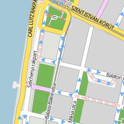 kossuth tér térkép Utcakereso.hu Budapest   Kossuth Lajos tér térkép