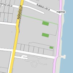 emőd térkép Utcakereso.hu Budapest   Emőd utca térkép