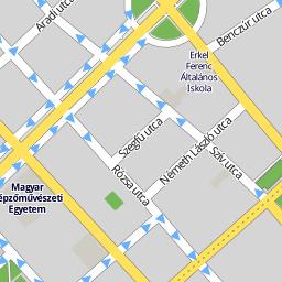 budapest izabella utca térkép Utcakereso.hu Budapest, eladó és kiadó lakások,házak   Vörösmarty  budapest izabella utca térkép