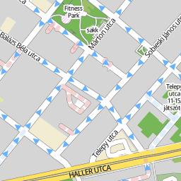mester utca budapest térkép Utcakereso.hu Budapest   Mester utca térkép mester utca budapest térkép