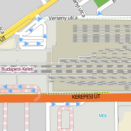 budapest térkép keleti pályaudvar Utcakereso.hu Budapest, eladó és kiadó lakások,házak   Nagy  budapest térkép keleti pályaudvar
