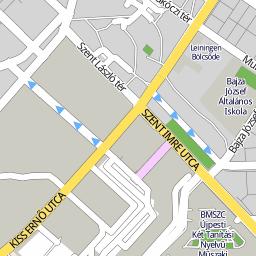 budapest térkép újpest Utcakereso.hu Budapest   Újpest térkép budapest térkép újpest