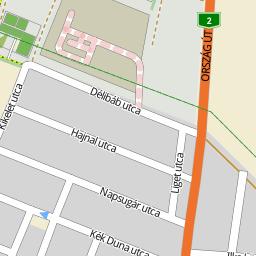 göd térkép utcakereső Utcakereso.hu Göd   Felsőgöd térkép